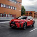 Lexus zwycięża w stolicy elektromobilności