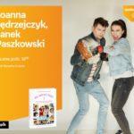 Joanna Jędrzejczyk, Janek Paszkowski - spotkanie autorskie