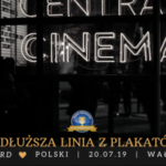 W Wałczu będą ustanawiać Rekord Polski z plakatami w roli głównej