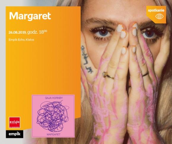 Margaret w Kielcach! LIFESTYLE, Muzyka - Spotkanie autorskie z Margaret