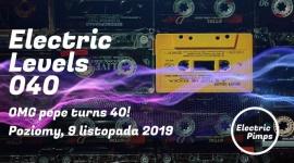 """Electric Pimps otwierają nowy sezon imprezowy 2019/2020! LIFESTYLE, Muzyka - Pierwsza impreza """"Electric Levels"""" już 9 listopada w warszawskich Poziomach. Elektryczny cykl zaczyna się jednak od 40. odcinka. O co chodzi?"""