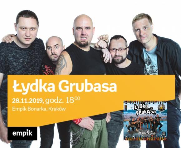 Łydka Grubasa | Empik Bonarka LIFESTYLE, Muzyka - Łydka Grubasa w Empik Bonarka