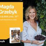 """MAGDA GRZEBYK (""""KRYTYKA KULINARNA"""") - SPOTKANIE AUTORSKIE - ŁÓDŹ"""
