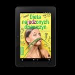 DIETA NAJEDZONYCH DZIEWCZYN - E-BOOK