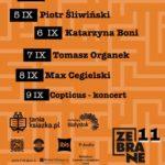 TaniaKsiazka.pl po raz kolejny wspiera Festiwal Zebrane